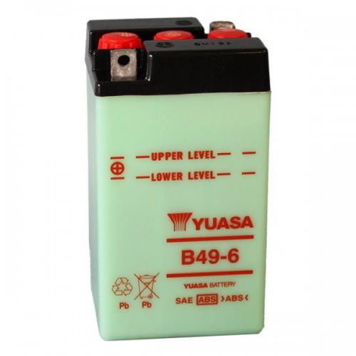 BATTERIA YUASA B49-6