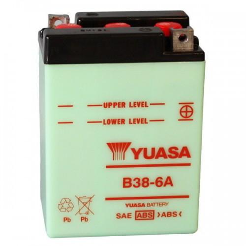 BATTERIA YUASA B38-6A