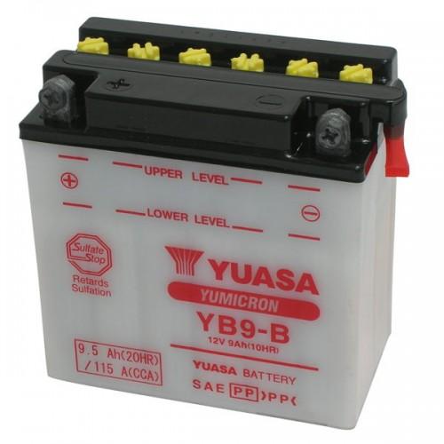 BATTERIA YUASA YB9-B