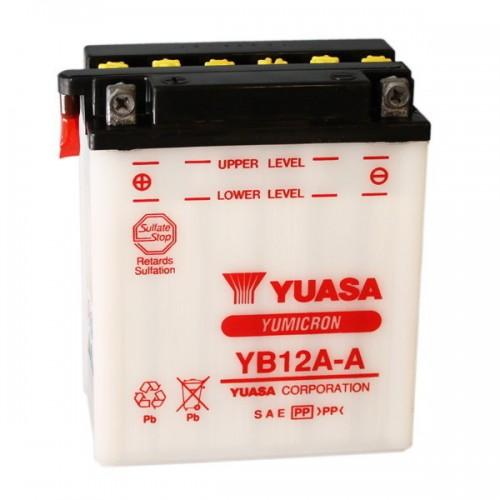 BATTERIA YUASA YB12A-A
