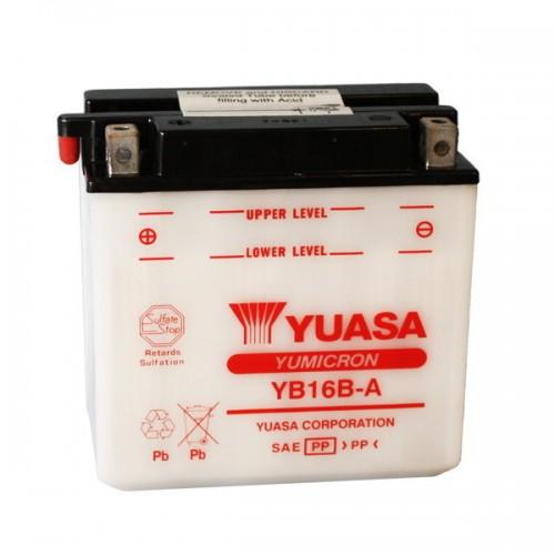 BATTERIA YUASA YB16B-A