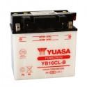 BATTERIA YUASA YB16CL-B