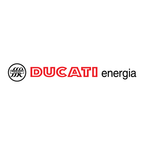 DUCATI REGOLATORE 12V/25A C/SPIA - C.C.